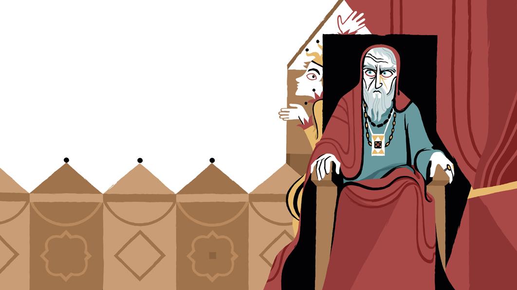 Shakespeare raccontato ai bambini - Illustration