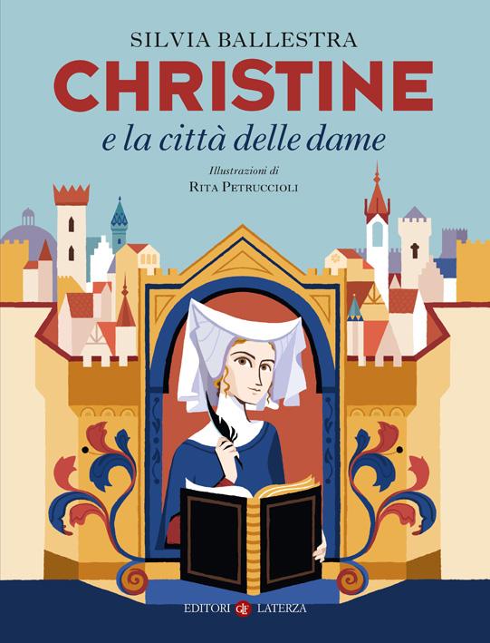 Christine e la città delle dame - Cover