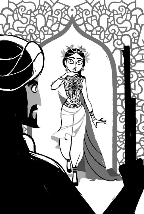 I misteri della Jungla Nera - Illustration