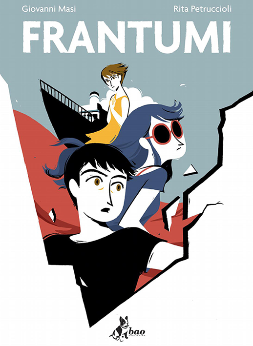 Frantumi - Book cover