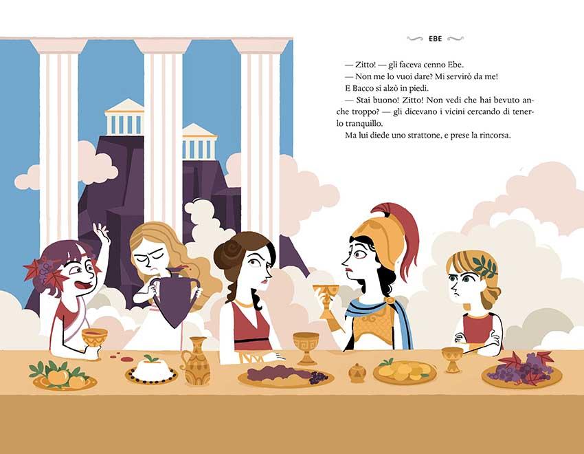 Storie di bambini molto antichi